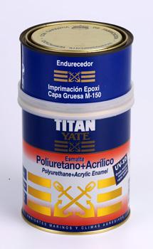 Esmalte Poliuretano+Acrílico Satinado