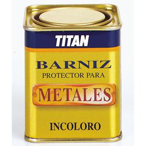 Barniz metales titan tienda de pinturas online - Barniz para exteriores ...