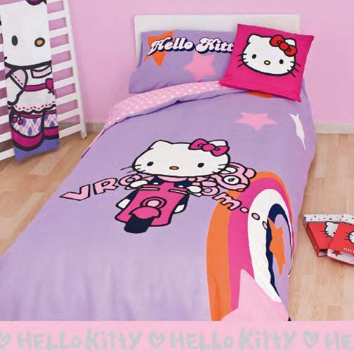 Hello Kitty- Motorbike