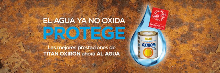 OXIRON AL AGUA SLIDE