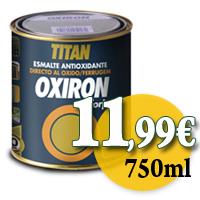 OxironForja peke oferta