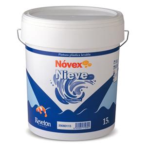Revetón Nóvex Nieve , de especial blancura, interior-exterior