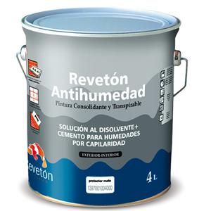 REVETON ANTIHUMEDAD