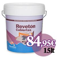 REVETON CUBIERTAS oferta