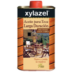 Xylazel Aceite Teca Larga Duración