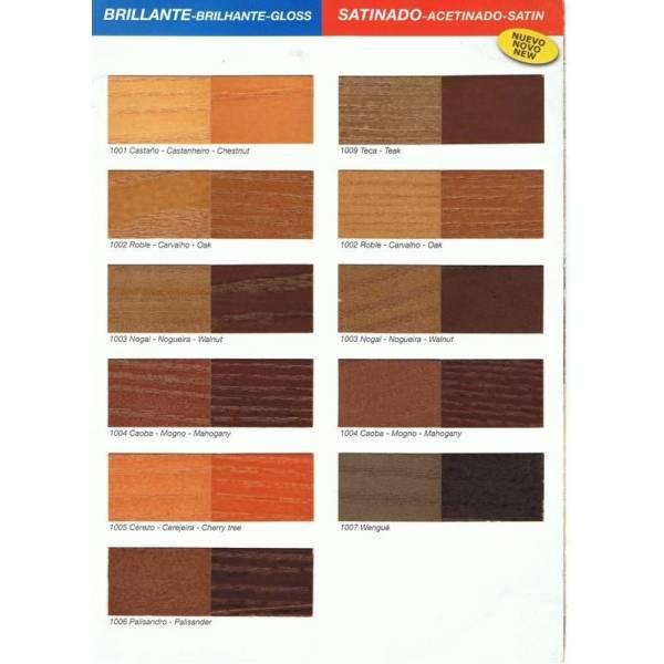 Barniz tinte brillante satinado tienda de pinturas online - Tipos de barniz para madera exterior ...
