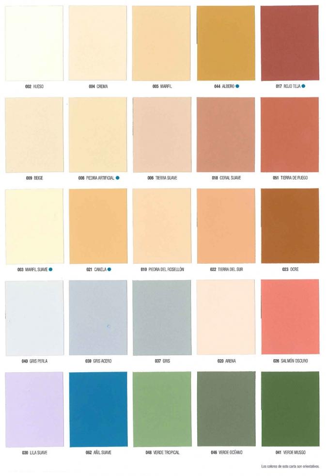 Revet n cubic tienda de pinturas online for Tonos de pintura para interiores