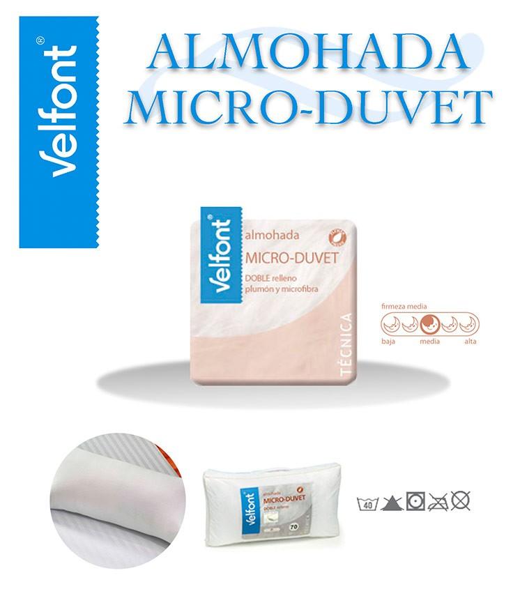 comprar-almohada-micro-duvet-velfont