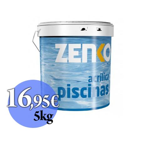 Zenko acr lica piscinas tienda de pinturas online - Pinturas al agua ...