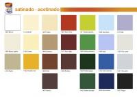 unialk satinado colores