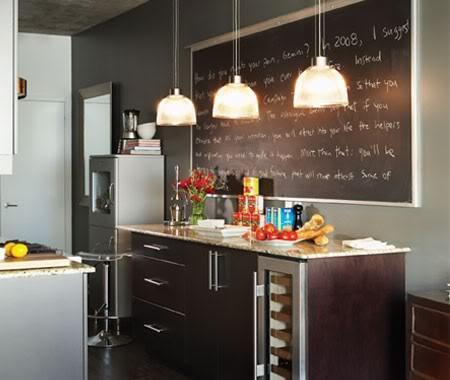 Ideas para utilizar la pintura para pizarra titanlux for Pintura especial para cocinas