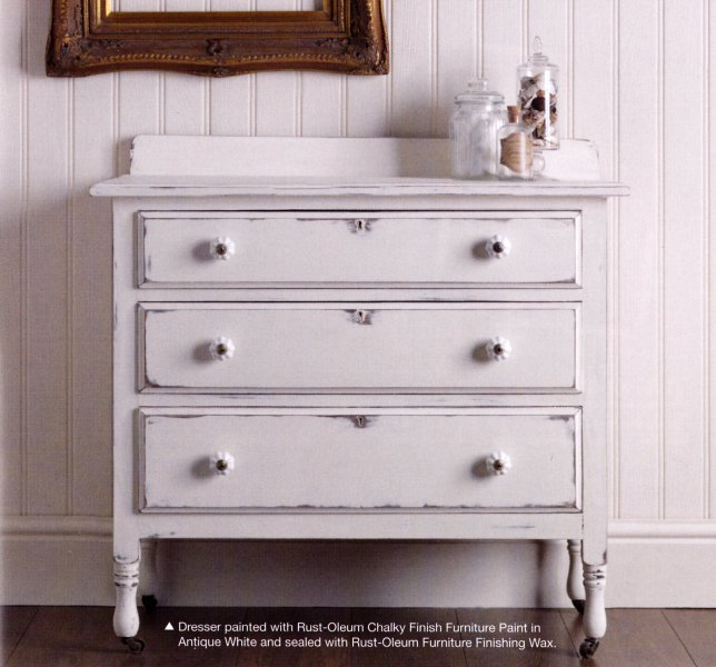 Furniture Chalk White