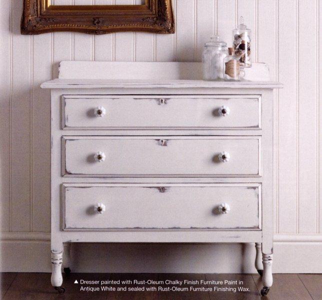Furniture Chalk White