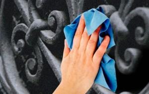 Al no tener rugosidades es fácil de lavar