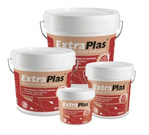 Big closed white plastic container (with clipping path for easy background removing if needed)