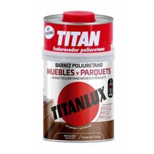 titanlux barniz poliuretano muebles y parquets